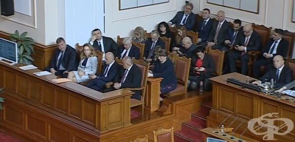 Правителството обявява извънредно положение в България от 13 март 2020 г. - изображение