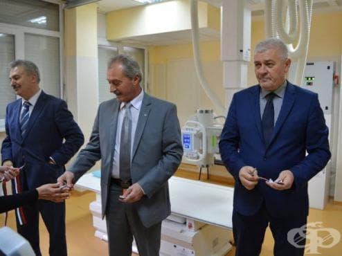 7 милиона лева превърнаха болницата в Монтана в най-модерната в Северозападна България - изображение