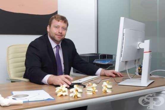 Водещ лекар от единствената в Европа клиника за гръбначни заболявания ще изнесе лекция в Русе  - изображение