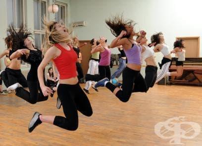 Аеробика, гимнастика и фитнес в руските училища - изображение