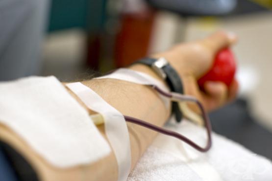 Родилка се нуждае спешно от преливане на кръв - AB - отрицателна - изображение