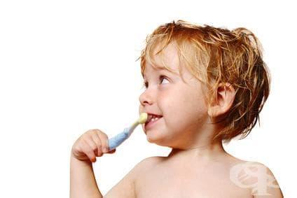 Две трети от децата не си мият зъбите - изображение