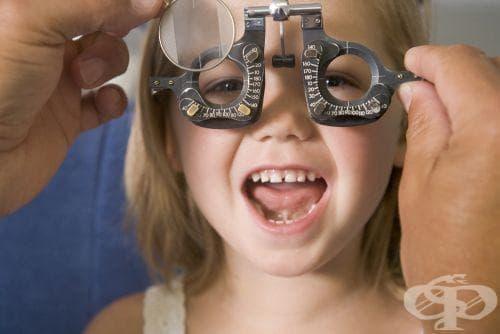 Всяко трето дете от 7 до 18 години е с очен проблем - изображение