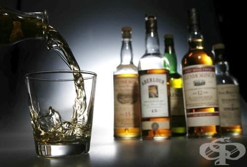 Всеки седми в България пие твърд алкохол всеки ден
