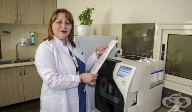 """Прецизни тестове на кръвта откриват таласемия и диабет  в Болница """"Тракия"""" - Стара Загора - изображение"""