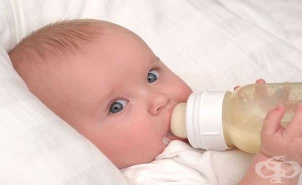 """Новата формула на """"Аптамил"""" причинява неразположение на бебетата, твърдят британски родители - изображение"""
