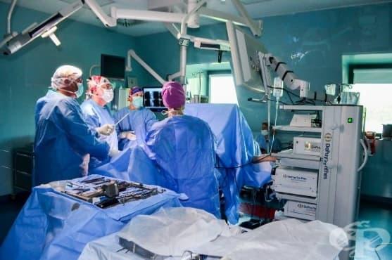 Модерна апаратура позволява възстановяване за 2 дни на пациенти с пластика на кръстни връзки - изображение