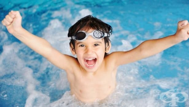 В Пазарджик прилагат хидротерапия на деца аутисти - изображение