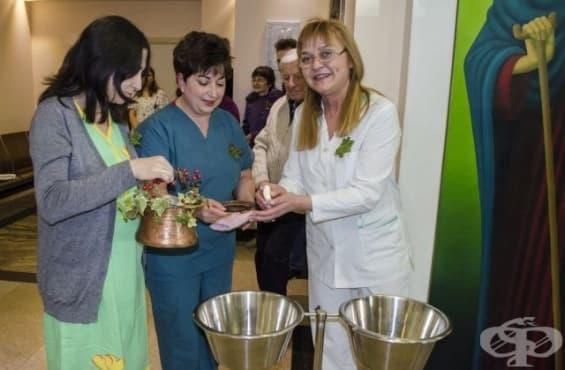 """4 бебета проплакаха навръх Бабинден в Болница """"Тракия"""" в Стара Загора - изображение"""
