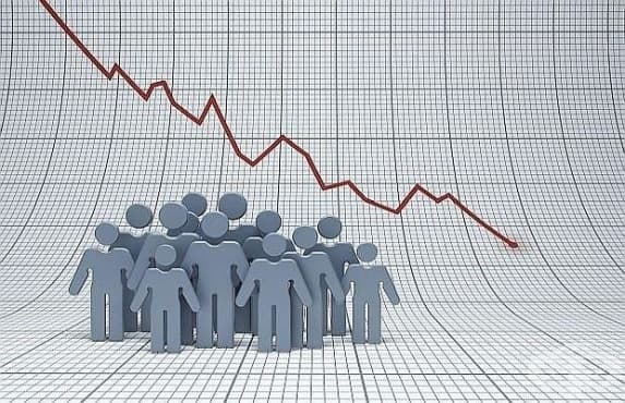 Населението на България драстично намалява по данни на Евростат - изображение