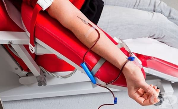 Съвместна кампания за даряване на кръв на БЧК и православната църква в Ямбол - изображение