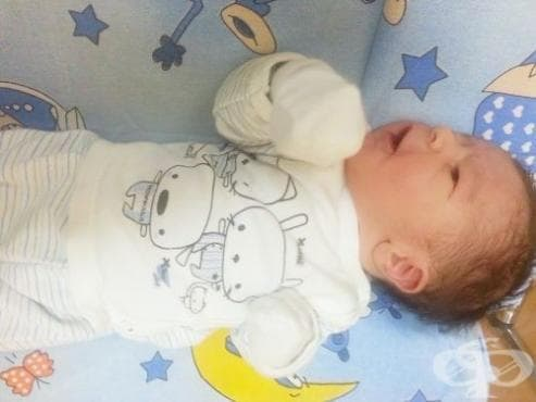 Бебе № 4000 проплака в Болница Вита навръх Велика събота - изображение