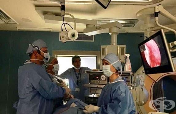 8-месечно бебе с тумор бе оперирано в УМБАЛ Свети Георги – Пловдив - изображение