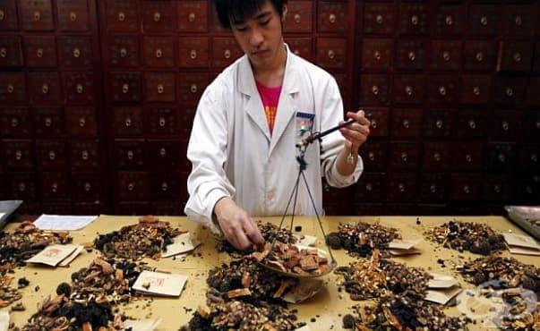 Вещества в някои традиционни азиатски лекове водят до рак на черния дроб - изображение