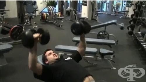 Биофит Експеримент 3 - Тренировка за гърди и бицепс - изображение