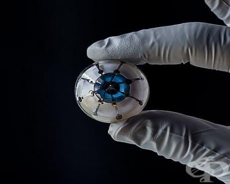Изследователи създадоха 3D прототип на бионично око - изображение