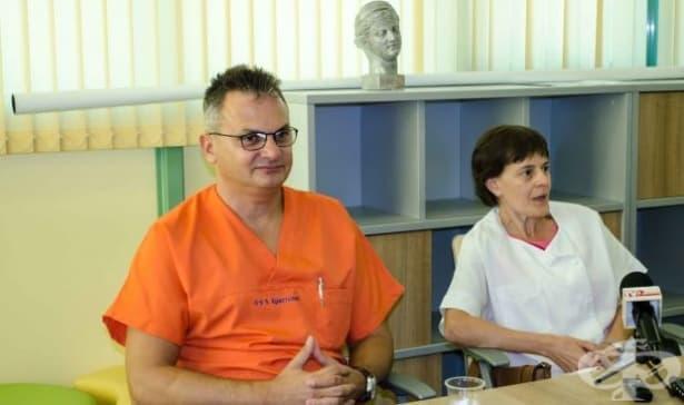 """В Болница """"Тракия"""" - Стара Загора лекуват кривогледство с операция - изображение"""