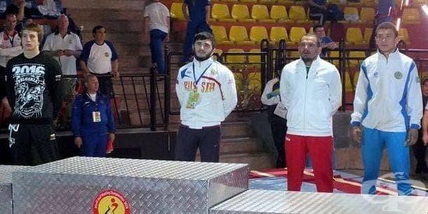 Български борци спечелиха 5 медала от Световния шампионат по борба за хора с увреден слух - изображение