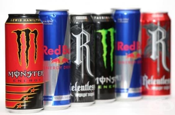 Британското правителство започва консултации за забраната на енергийните напитки - изображение