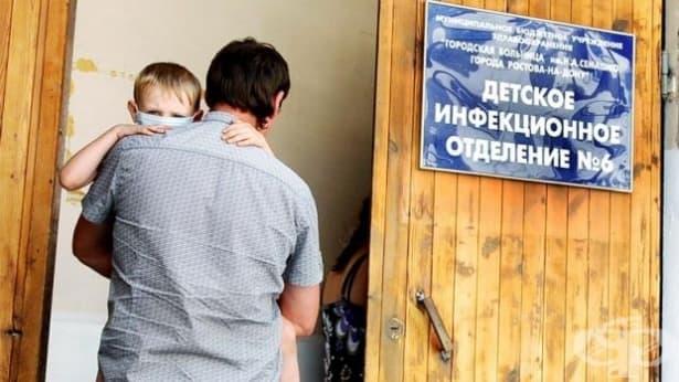 Броят на болните от морбили в Русия нараства - изображение