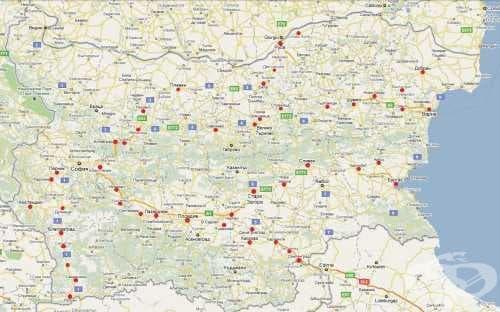 В България има 48 филиала на Спешна помощ, разположени около опасни точки - изображение