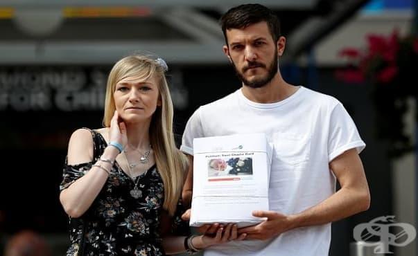 Родители се борят в лондонския съд за живота на сина си - изображение