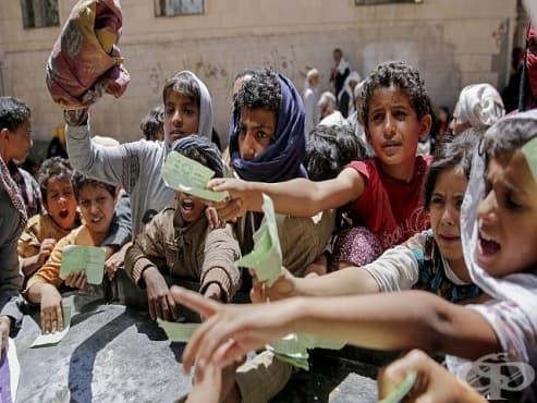 УНИЦЕФ предвижда нова вълна от холера в Йемен - изображение
