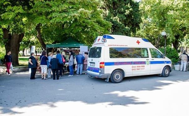 От Болница Тракия ще измерват безплатно кръвно налягане на 29 септември - изображение