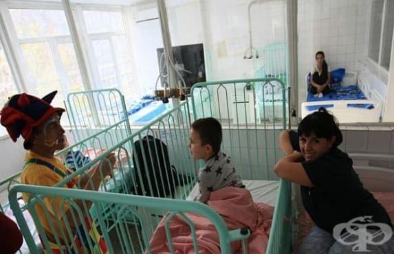 Откриха обновената Детската клиника по изгаряния в Пирогов - изображение