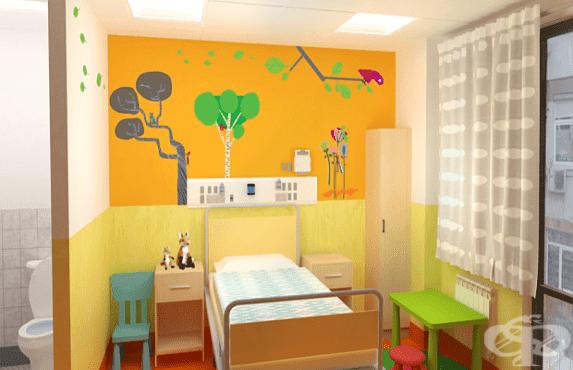 Откриват преобразените детски клиники в Пирогов - изображение