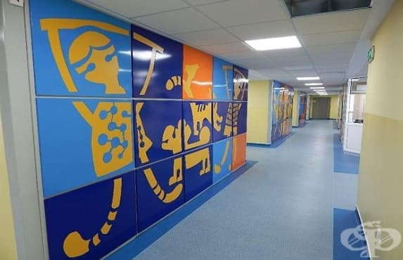 Детското отделение в УМБАЛ – Русе вече е ремонтирано - изображение