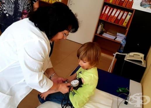 """Екипът на """"Пирогов"""" прегледа 480 деца от Кърджали - изображение"""