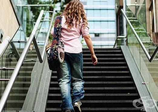 Днес е Европейският ден без асансьори - изображение