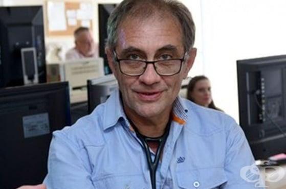 Кардиологът д-р Бойчо Бойчев и приносът му в битката с новия коронавирус - изображение
