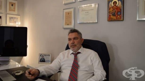 Д-р Сотирис Габриел ще консултира хора с хемороиди на 5 септември - изображение