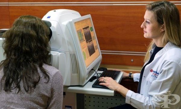 """МЦ """"Оксиком"""" в Бургас се сдоби с революционен очен скенер - изображение"""