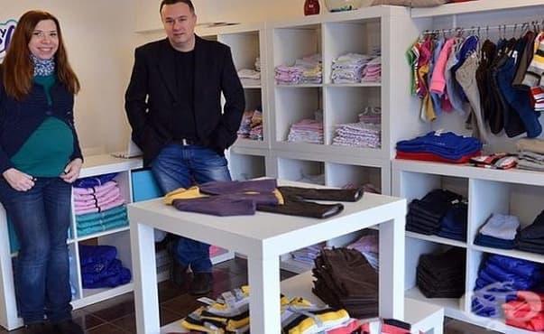 Българи създадоха дрехи за бебета с атопичен дерматит - изображение