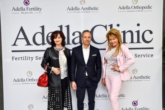 Adella Clinic официално отвори врати - изображение