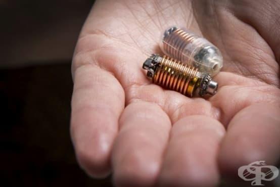 Електронна капсула ще диагностицира състоянието на червата - изображение