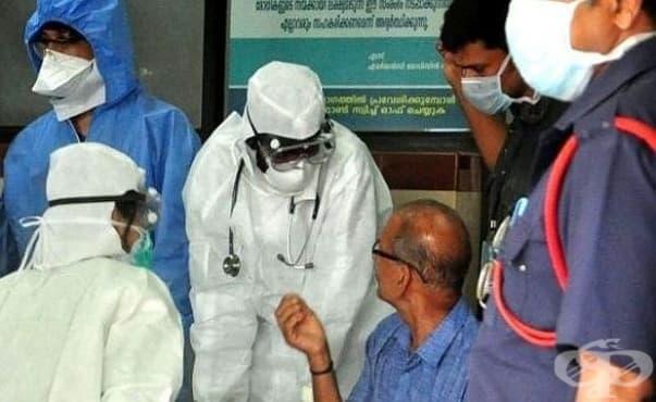 В Индия избухна епидемия от рядък вирус - изображение