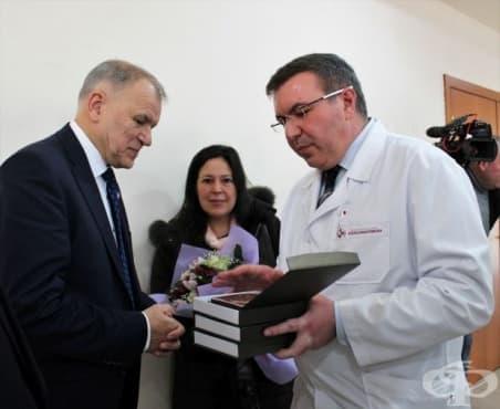 Витянис Андрюкайтис призова към общи усилия за усъвършенстването на болничното здравеопазване в Европа - изображение
