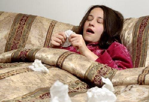Грипна епидемия е обявена в още две области в страната - изображение