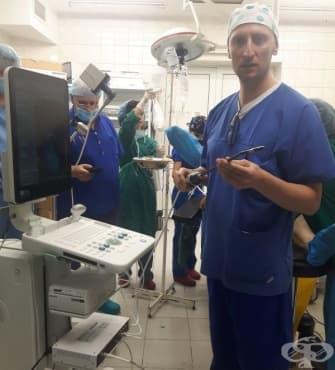 """В УМБАЛ """"Света Марина""""-Варна вече работят с апаратура за фюжън биопсия - изображение"""