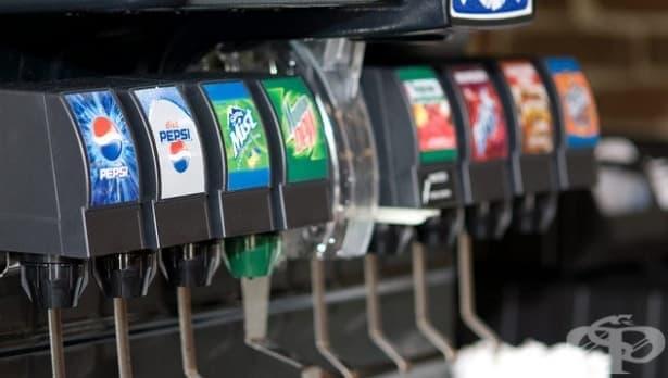 Франция забрани продажбата на напитки, съдържащи захар и синтетични оцветители - изображение