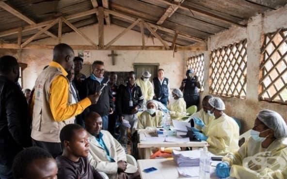 Генералният директор на СЗО посети засегнатите от ебола райони в Конго - изображение