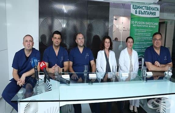 В България вече има апаратура, която сравняват с GPS при откриване на рака - изображение