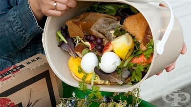 Всяка година в България се унищожават близо 670 хиляди тона годна за консумация храна - изображение