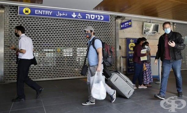 Тревога в Израел — COVID-19 се завръща в страната въпреки високия брой ваксинирани - изображение
