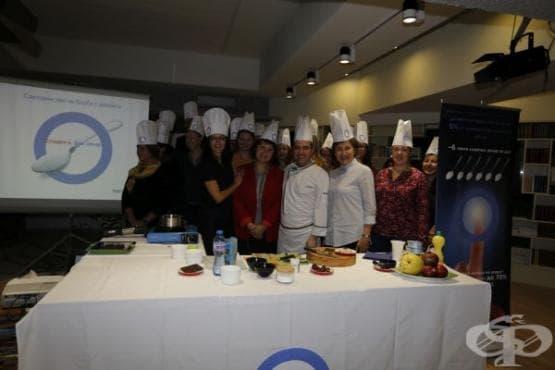 """Известният кулинар Иван Звездев се включи в кампанията """"Сладко е. Без захар!"""" - изображение"""