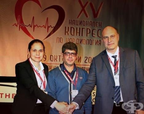 Проф. Арман Постаджиян е новият председател на Дружеството на кардиолозите в България  - изображение
